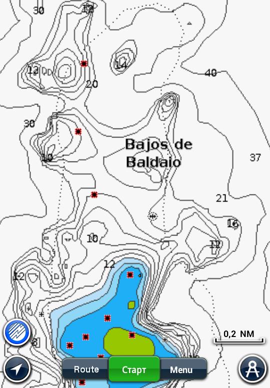 cartografia europe hd navionics