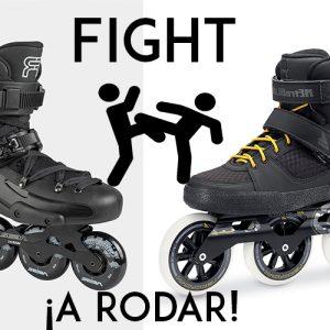 """Pruebo los METROBLADE 3WD una joyita """"Urban"""" de Rollerblade"""