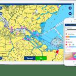 ⛵Descargar Navionics: Carta náutica GRATIS para el teléfono móvil