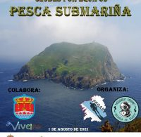 Campeonato Gallego de Equipos de Pesca submarina 2021